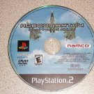 ACE COMBAT 4 SHATTERED SKIES NAMCO PS2 PLAYSTATION 2