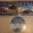 MYST MASTERPIECE EDITION PC CD ROM UPDATED VERSION