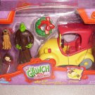 THE GRINCH WHO STOLE CHRISTMAS WHO CAR BOXED NEW TOY