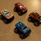 TURBO WHEELS 3 COLLECTION #38 MICRO MACHINES ALL 4 1989