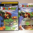 MARIO GOLF TOADSTOOL TOUR GAMECUBE PLAYS ON WII 100%