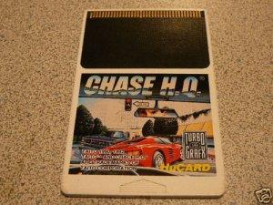 CHASE H.Q. HQ TURBOGRAFX 16 TURBO DUO GRAFX CD TG 16