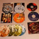 COLLECTON OF PC CD GAMES 7 GAMES XIII FIGHTING FORCE