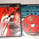 GRAN TURISMO 3 A SPEC PLAYSTATION 2 PS2 100% COMPLETE
