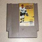 WAYNE GRETZKY HOCKEY NHL GAME NINTENDO NES SYSTEM