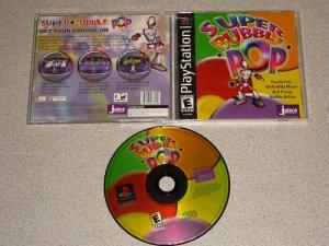 SUPER BUBBLE POP COMPLETE PLAYSTATION PS1 ORIGINAL