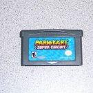 MARIO KART SUPER CIRCUIT GBA GAMEBOY ADVANCE DS