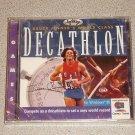 BRUCE JENNER'S WORLD CLASS DECATHLON PC CD ROM GAME NEW