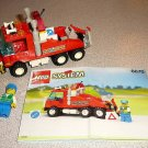 LEGO 6670 RESCUE RIG TOWN TOW TRUCK 100% COMPLETE