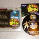 DR BRAIN THINKING GAMES I.Q. ADV PC CD ROM COMPLETE