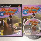RIDING STAR PS2 100% COMPLETE PLAYSTATION 2