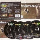 TRAITORS GATE PC MAC CD ROM 4 DISC SET COMPLETE
