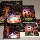 LANDS OF LORE GUARDIANS OF DESTINY PC 100% BIG BOXED