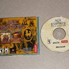 AGE OF EMPIRES GOLD EDITION PC IBM CD ROM WIN