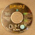 MINI GOLF MASTER 2 PC WIN E GAMES EVERYONE CD GAME
