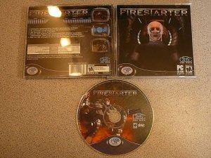 FIRESTARTER MATURE GAME PC CD ROM