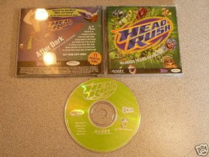 HEADRUSH HEAD RUSH SIERRA PC CD ROM APPLE MAC