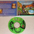 3D ULTRA PINBALL THE LOST CONTINENT SIERRA PC CD WIN