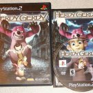 HERDY GERDY PS2 PLAYSTATION 2 100% COMPLETE