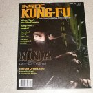 INSIDE KUNG FU APRIL 1980 ISSUE MAGAZINE MARTIAL ARTS