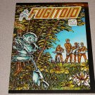FUGITOID 1985 COMIC TMNT TEENAGE MUTANT NINJA TURTLES