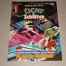 CLOAK & DAGGER MARVEL COMICS NR.9 GERMAN MAGAZINE 1990
