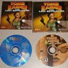 TOMB RAIDER THE LAST REVELATION 2 DISC PC CD