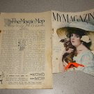 MY MAGAZINE MAY 1920 #123 VINTAGE TONS OF ADS ETC