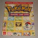 POKEMON TRADING CARD GAME STRATEGY GUIDE NINTENDO PRIMA