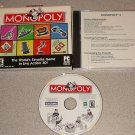 MONOPOLY LIVE ACTION 3D GAME PC CD ROM XP