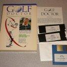GOLF DOCTOR DIAGNOSIS VINTAGE VERY RARE BIG BOX PC WIN