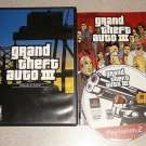 GRAND THEFT AUTO 3 SAN ANDREAS VICE CITY PS2 3 GAMES