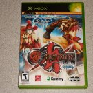 GUILTY GEAR X2 X 2 XBOX BRAND NEW ORIGINAL BLACK LABEL