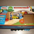 THOMAS THE TRAIN CONDUCTOR'S FIGURE 8 SET BOXED 100%