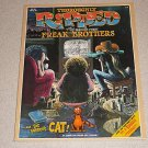THOROUGHLY RIPPED FREAK BROTHERS GRAPHIC NOVEL 1978