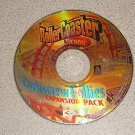 ROLLERCOASTER 1 & TYCOON CORKSCREW FOLLIES PC CD 2 GAME