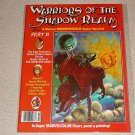 WARRIORS OF THE SHADOW REALM MARVEL #12 MAGAZINE COMIC