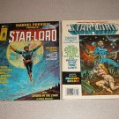 MARVEL PREVIEW STAR LORD 6 ISSUES MAGAZINE COMIC RUN