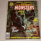 MARVEL PREVIEW LEGION OF MONSTERS #8 MAGAZINE COMIC