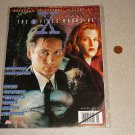 THE X FILES OFFICIAL COLLECTOR'S 1 TOPPS MAGAZINE COMIC