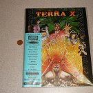 TERRA X #3 MAGAZINE COMIC 1993 MINISTRY MUSIC RELATED