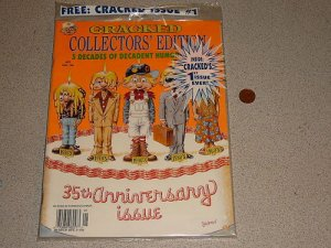 CRACKED COLLECTOR'S SEALED MAGAZINE COMIC #97 JAN 1994