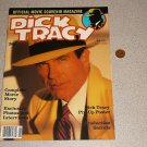DICK TRACY OFFICIAL MOVIE SOUVENIR TOPPS MAGAZINE COMIC