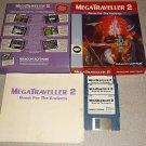 MEGA TRAVELLER 2 QUEST ANCIENTS PC VINTAGE BIG BOXED