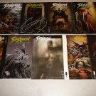 SPAWN THE UNDEAD 1-9 COMICS COMPLETE COLLECTION IMAGE
