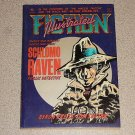 FICTION ILLUSTRATED #1 1976 SCHOLMO RAVEN COMIC PYRAMID
