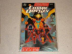 COSMIC ODYSSEY BOOK 4 DC COMIC TPB GRAPHIC NOVEL