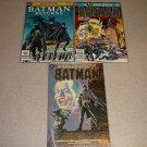 BATMAN MOVIE ADAPTATIONS DC 3 COMICS TPB GRAPHIC NOVEL