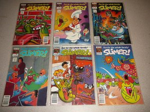 REAL GHOSTBUSTERS 1-19 SLIMER 1-12 COMICS COMPLETE SET