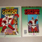 CAPTAIN CANUCK REBORN 0 1 COMICS 1993 SET SEMPLE